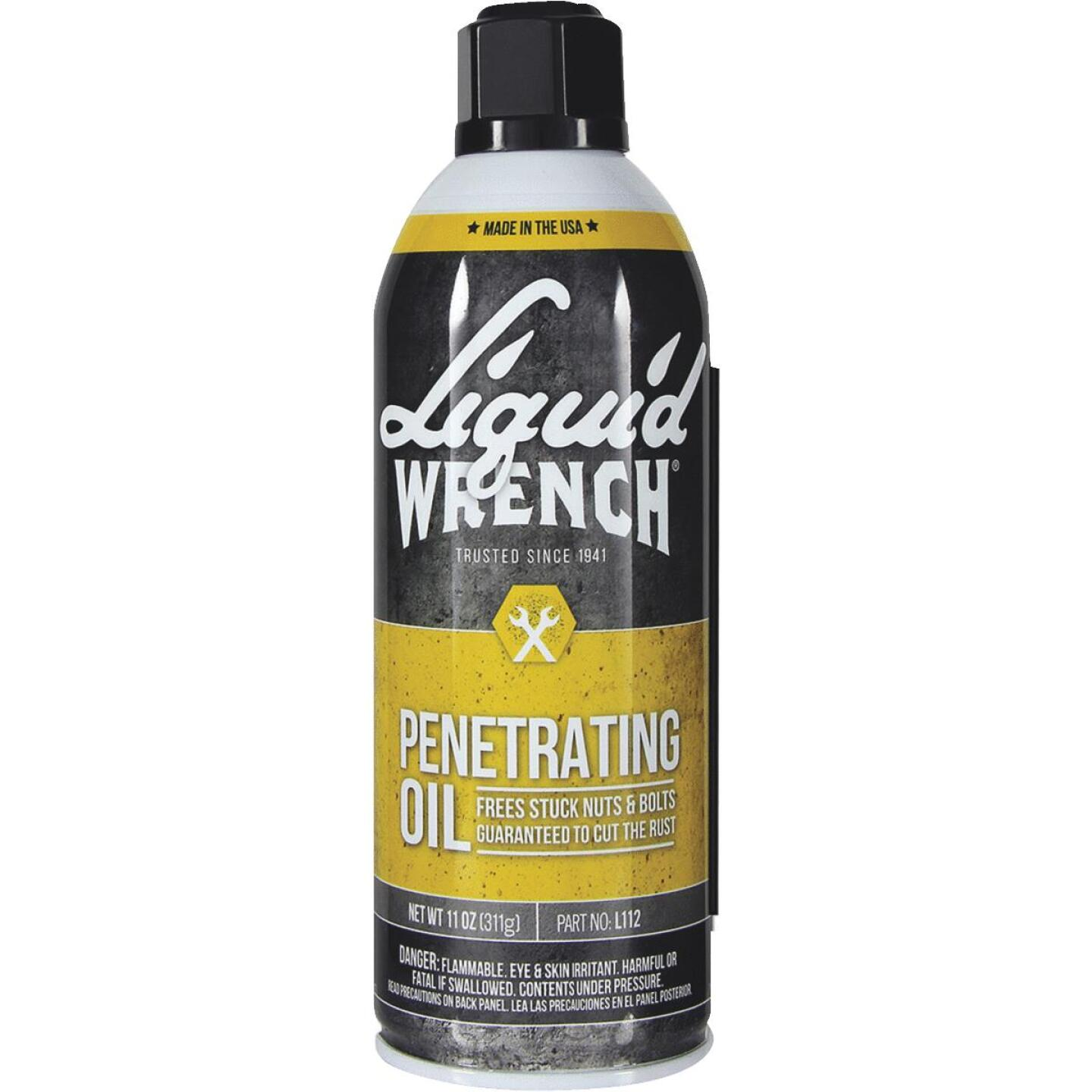 Liquid Wrench 11 Oz. Aerosol No. 1 Penetrant Image 1