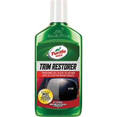Turtle Wax 10 Oz. Liquid Trim Restorer Detailer