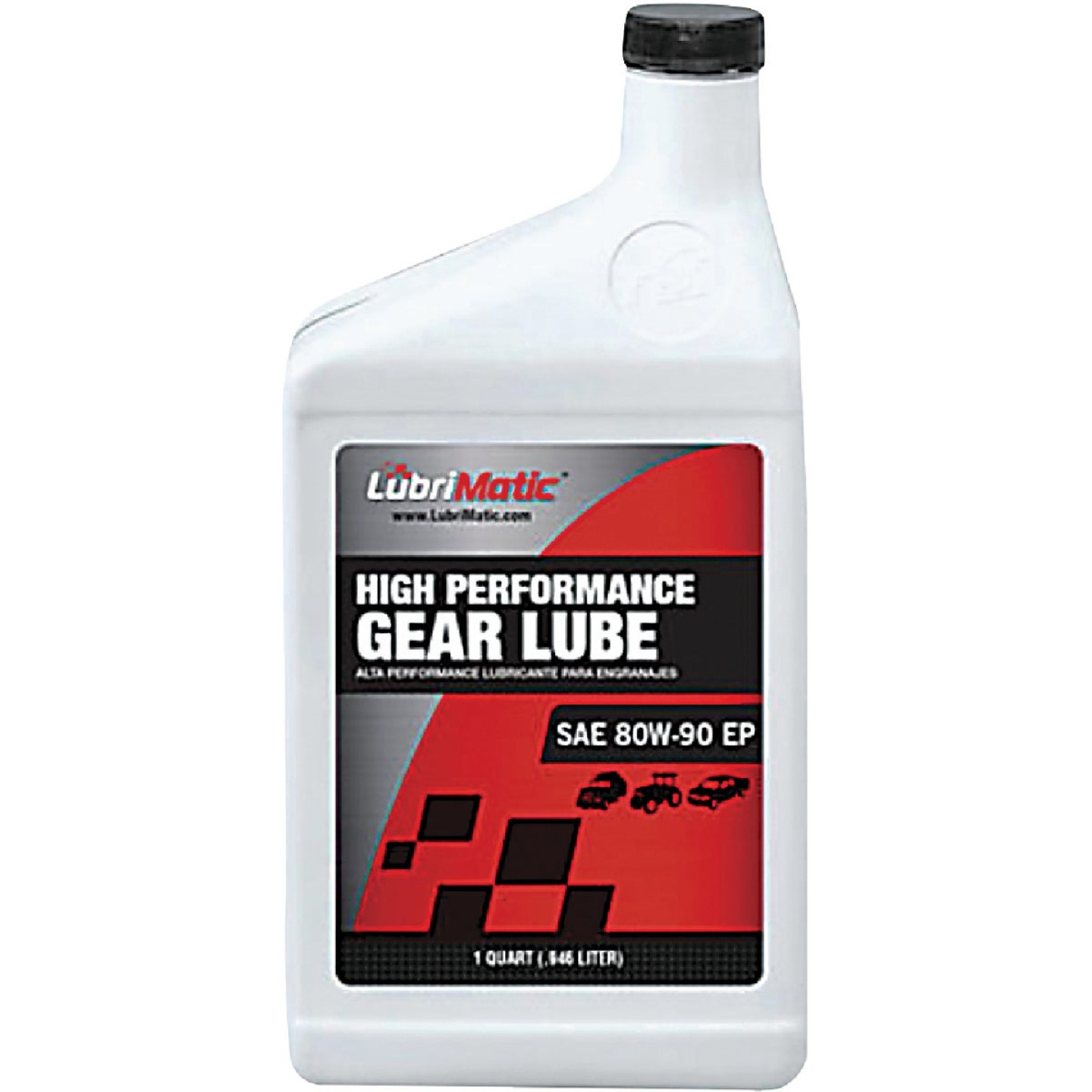 LubriMatic 1 Qt. 80W90 EP Gear Oil Lube Image 1