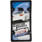 Custom Accessories License Plate Frame Image 2