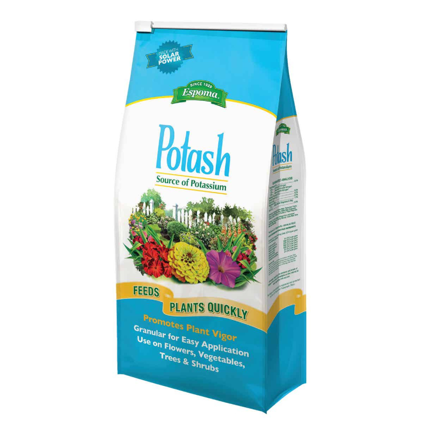 Espoma 6 Lb. 0-0-60 Potash Garden Fertilizer Image 1