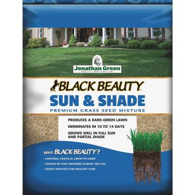 Jonathan Green Black Beauty 3 Lb. 1125 Sq. Ft. Coverage Sun & Shade Grass Seed