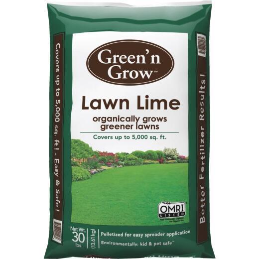 Green N Grow 30 Lb. Lawn Lime
