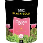 Black Gold 8 Qt. 8.3 Lb. Fast Draining Cactus Mix Potting Soil Image 1