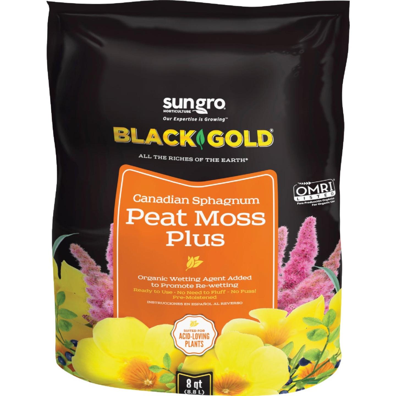 Black Gold 3 Lb. 8 Qt. Sphagnum Peat Moss Plus Image 1