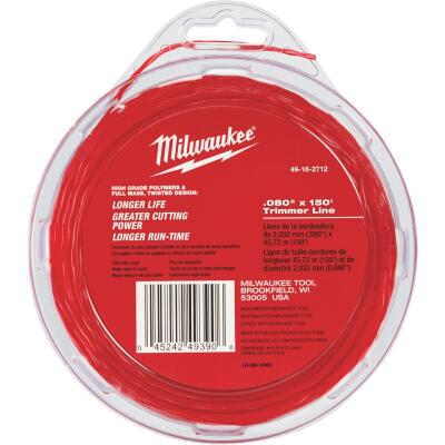 Milwaukee 0.080 In. x 150 Ft. Trimmer Line