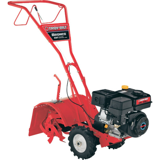 Troy-Bilt Bronco 14 In. 208cc Rear Tine Counter-Rotating Garden Tiller