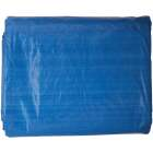 Do it Best Blue Woven 20 Ft. x 30 Ft. Medium Duty Poly Tarp Image 2