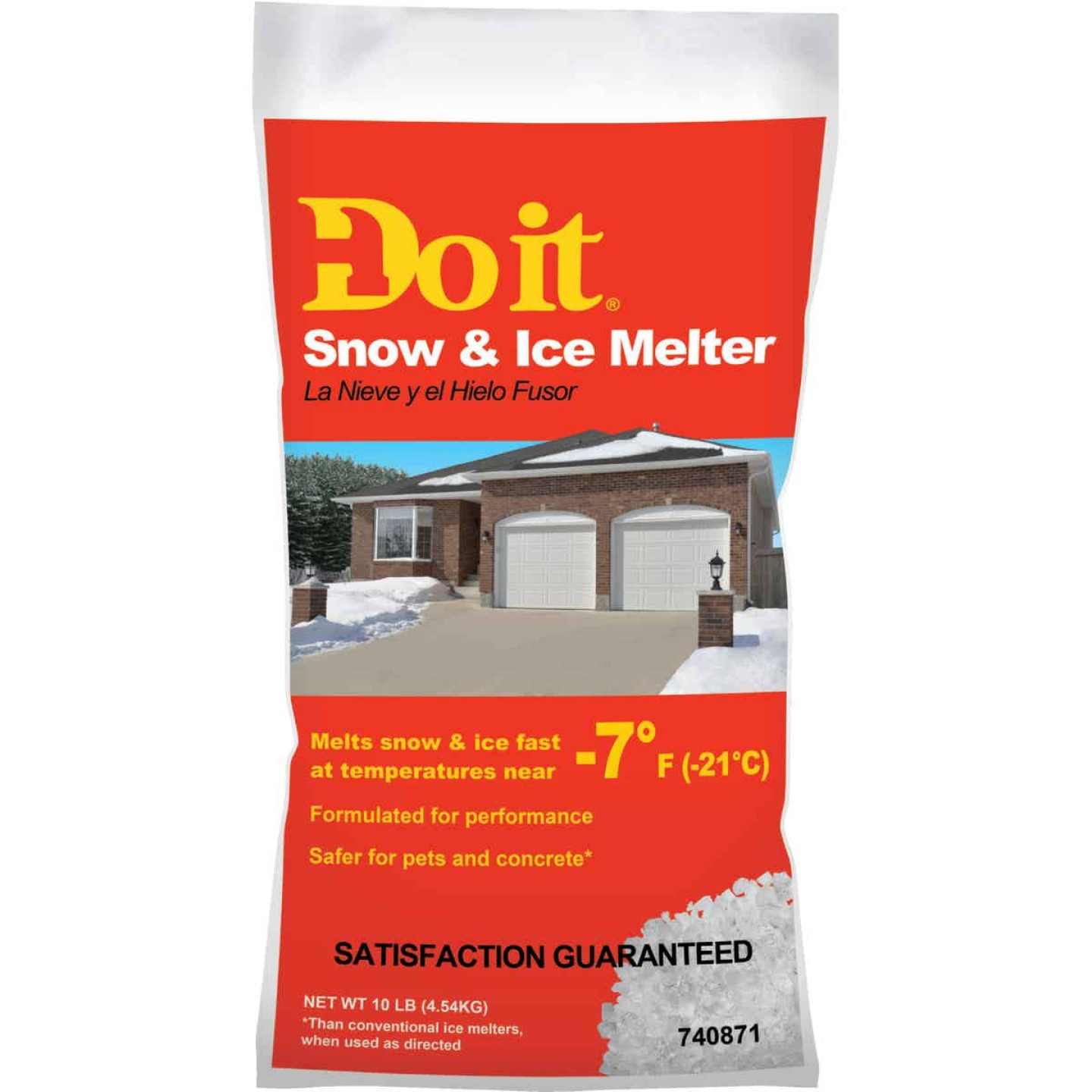Do it 10 Lb. Snow And Ice Melt Pellets Image 1