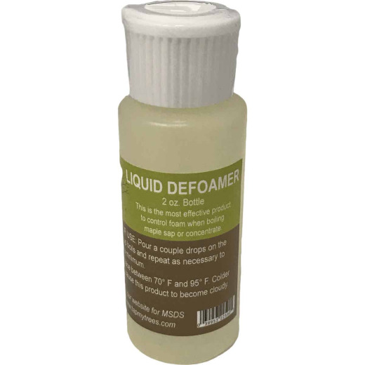 CDL 2 Oz. Liquid Maple Sap & Syrup Defoamer