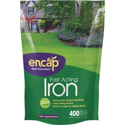 Encap Fast Acting 2.5 Lb. 1250 Sq. Ft. Coverage Iron & Soil Acidifier