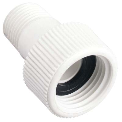 Orbit 1/2 In. MPT x 3/4 In. FHT PVC Hose Adapter