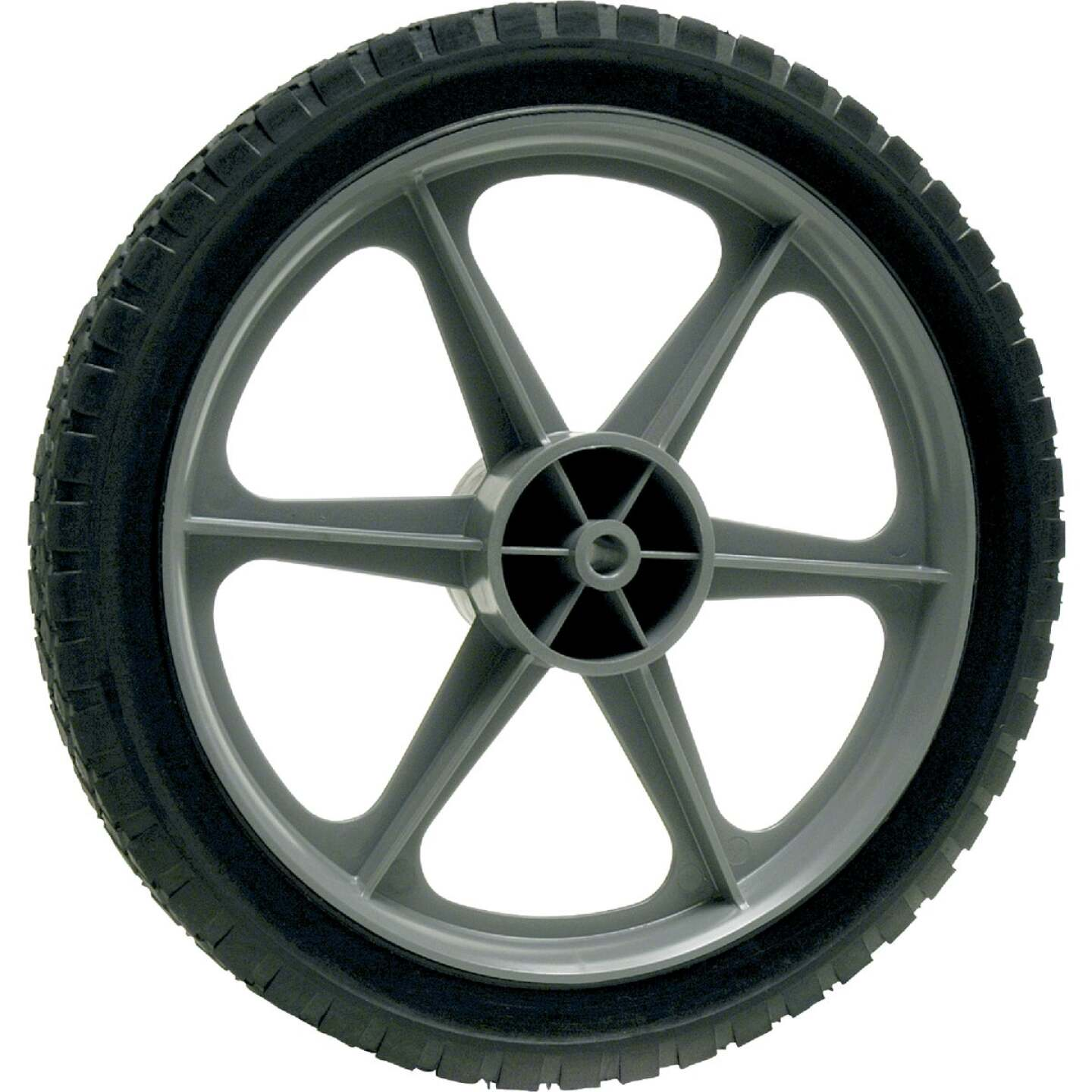 Arnold 14 In. x 1.75 In. Plastic Spoke Wheel Image 1