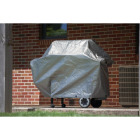 Do it Best Silver Woven 6 Ft. x 8 Ft. Heavy Duty Poly Tarp Image 4